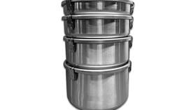 Fiambrera isotérmica perfecta para el transporte de purés y caldos