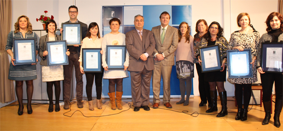 geriatricarea AENOR certificados de calidad residencias