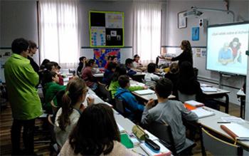 geriatricarea Proyecto Alzheimer Igurco El Carmelo Ikastetxea