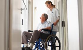 Geriatricarea COCEMFE personas con discapacidad