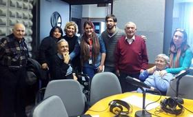 Geriatricarea Mayores en las Ondas Radio CEU