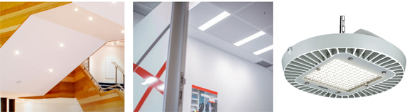 Geriatricarea Philips luminarias CoreLine LED