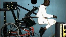¿Todas las sillas de ruedas son seguras en caso de accidente?