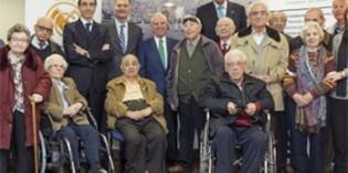 SARquavitae y la Fundación Real Madrid fomentan el envejecimiento activo