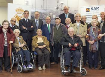 Geriatricarea SARquavitae Fundación Real Madrid
