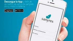 Sanyres desarrolla una App para comunicarse directamente con sus residencias