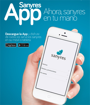 Geriatricarea Sanyres app