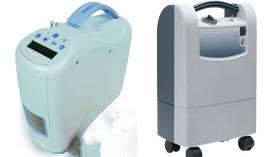 Concentrador de oxígeno portátil para la máxima libertad del usuario