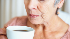 Nutrición correcta y edad avanzada