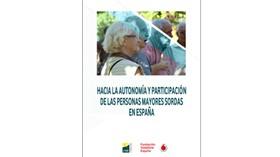 Las personas mayores sordas reclaman impulsar la teleasistencia y la accesibilidad móvil