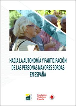 Geriatricarea personas mayores sordas teleasistencia accesibilidad móvil