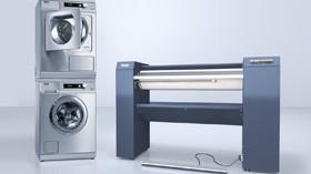 Planchadoras cómodas, compactas y de alto rendimiento para residencias