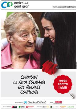 Geriatricarea Rosas Contra el Olvido Amics de la Gent