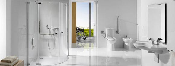 Geriatricarea baño adaptado Civic Roca