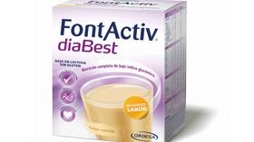 FontActiv diaBest: completo alimento dietético de bajo índice glucémico
