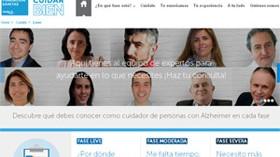 Cuidarbien.es, primera web centrada en el cuidador de personas con demencia