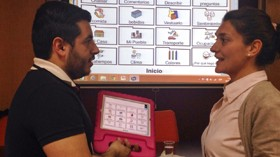 ILUNION presenta apps que ayudan a comunicarse a personas que no pueden expresarse oralmente