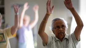 Matia Fundazioa pone en marcha un programa para el fortalecimiento muscular y mejora del equilibrio