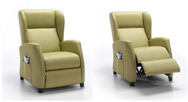 Elegantes y c modos sillones de relax para geri tricos y - Sillones para leer ...