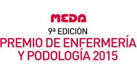 Geriatricarea Premio de Enfermería y Podología Meda