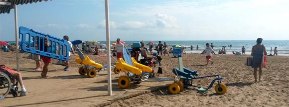 Geriatricarea Programa de Vacaciones IMSERSO-COCEMFE 2015