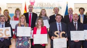 Entrega de los Premios Premios SUPERCuidadores