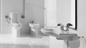 Civic: colección elegante y funcional para baño adaptado y accesible
