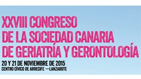 Lanzarote acoge el XXVIII Congreso de Sociedad Canaria de Geriatría y Gerontología