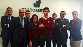 Sanyres colabora con la Fundación Junior Achievement en la formación de futuros profesionales