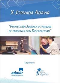 Geriatricarea Jornada Adavir Protección jurídica discapacidad