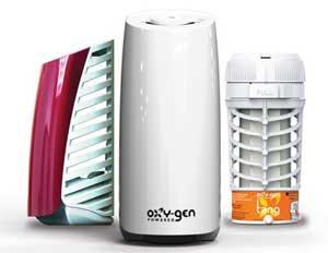 Geriatricarea Sernatec Higiene ambientador Oxygen Viva