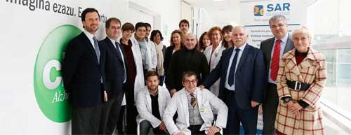 geriatricarea Fundación SARquavitae Alzheimer Fundación CITA