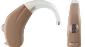 Un audífono discreto y elegante que ofrece el máximo confort auditivo