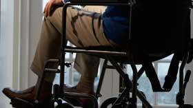 geriatricarea personas con discapacidad