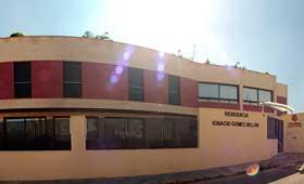 Geriatricarea Caritas residencia de mayores Ignacio Gómez Millán