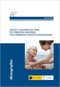 Geriatricarea personas mayores con demencia