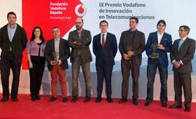 Geriatricarea premios Vodafone Lazzus, Visualf TeleIctus Móvil