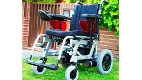 Libercar Emblema: una silla de ruedas de altas prestaciones y gran versatilidad