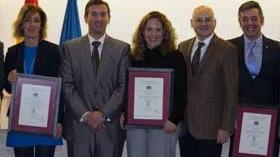 El Ayuntamiento de Almendralejo, el Sepad y Naturacción lucen el sello Senior Friendly