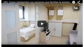 Primer laboratorio de inteligencia ambiental centrado en la atención sociosanitaria a mayores