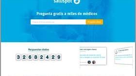 Saluspot es la web de salud Más Popular del Año