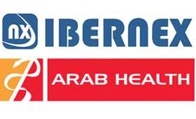 geriatricarea Arab Health Ibernex