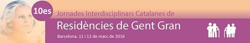 geriatricarea Jornadas Gent Gran