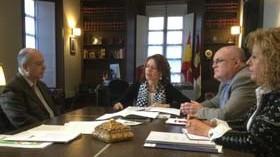 Castilla-La Mancha apoya a las asociaciones de familiares de enfermos de Alzheimer