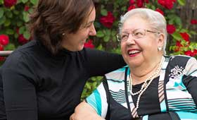 geriatricarea síndrome del cuidador Sanyres