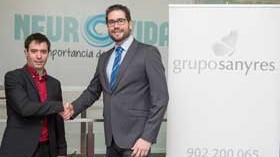 Grupo Sanyres y Neurovida firman un acuerdo de colaboración