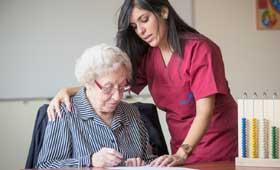 Geriatricarea residencia para una persona mayor Adavir