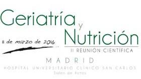 II Reunión Científica Geriatría y Nutrición