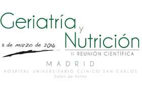 geriatricarea Geriatría y NutriciónHospital Universitario Clínico San Carlos