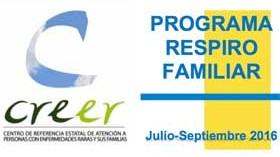 El Creer abre el plazo de solicitudes para su Programa de Respiro Familiar 2016